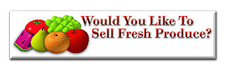 Sell Fresh Produce